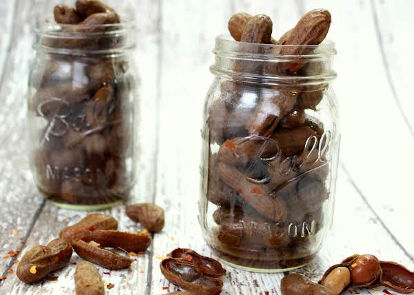 Game Day Boiled Peanuts Recipe