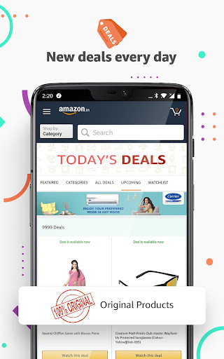 Amazon India Online Shopping 16.14.0.350 screenshots 7