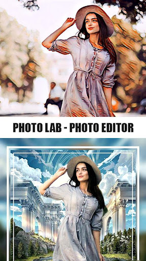 Photo Lab - Art Photo Editor - Magic Photo Effect 1 screenshots 8