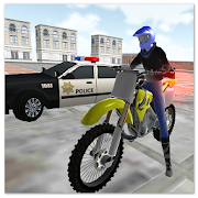 Motocross Chase Simulator