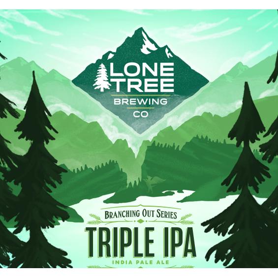 Logo of Lone Tree Triple IPA