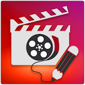 Video Editor Pro Easy Free Icon