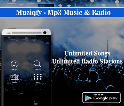 Muziqfy - Mp3 Music Radio