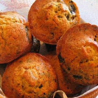Nori Seaweed Muffins.