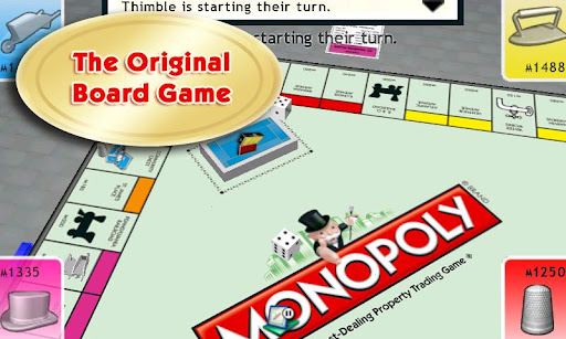 MONOPOLY Game screenshot 1