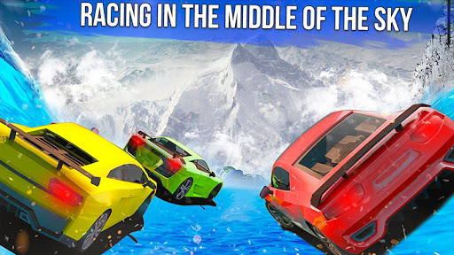 Frozen Water Slide Car Race 1.6 screenshots 11