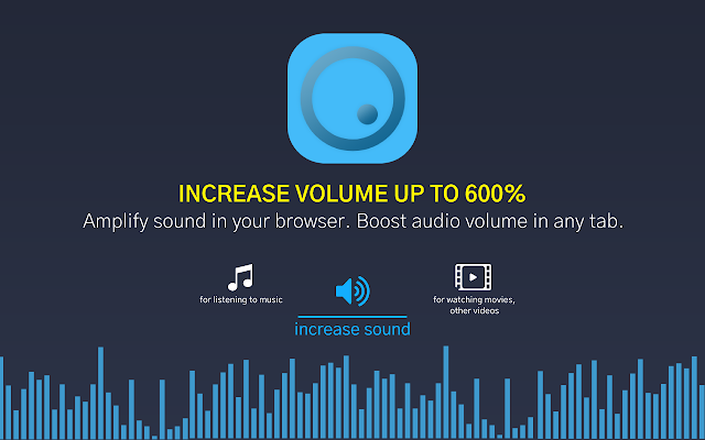 Volume Booster - increase your sound