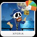 XPERIA™ Comic Pirate Theme icon