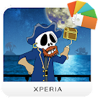 XPERIA Comic Pirate Theme icon