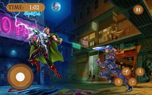 Superhero Fighting Immortal Gods Ring Arena Battle 1.1 screenshots 3