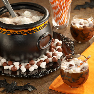 Witches' Brew Chocolate Punch