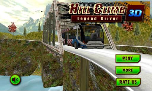 Hill Climb Legend Driver 3D