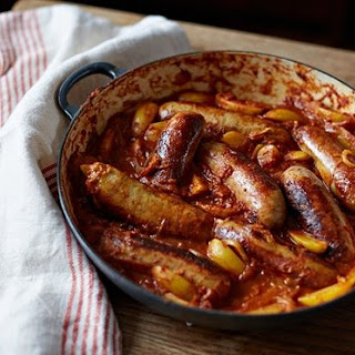 Lincolnshire Sausage And Potato Curry