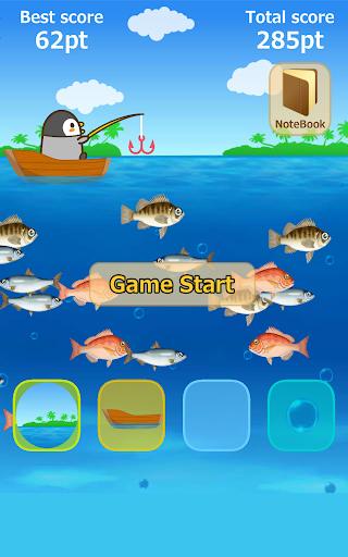 Fishing Game by Penguin 1.2.0 screenshots 1