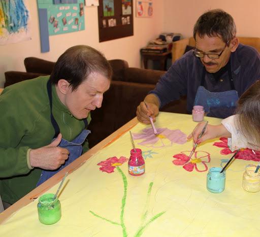projets arche de cuise atelier de jour handicap mental