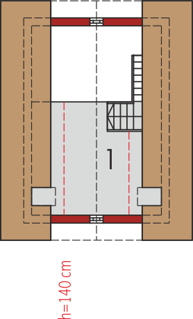 AG G15 - Antresola