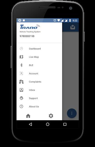 Trano Vehicle Tracking 1.7 screenshots 2