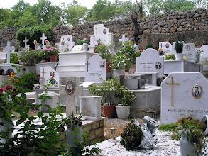 Photo: białe cmentarze...