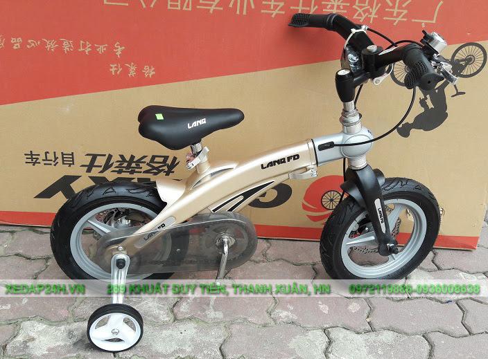 Xe đạp trẻ em chính hãng LanQ, Royalbaby, Stitch, TrinX, Galaxy,... - 5