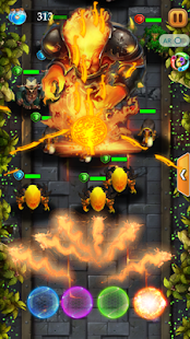 Element defender : Heroes Tap- screenshot thumbnail
