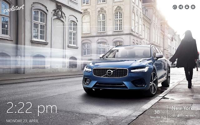 Volvo HD Wallpapers Luxury Cars New Tab Theme