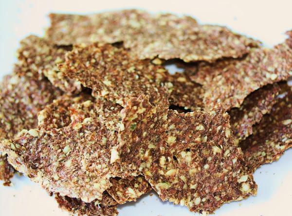 Vegan Juice Pulp Crackers Recipe
