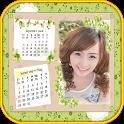 2016 Calendar photo frames icon