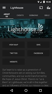 Lighthouse Christian Center- screenshot thumbnail