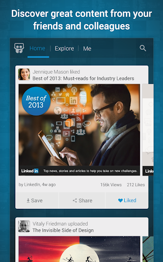 LinkedIn SlideShare screenshot 14