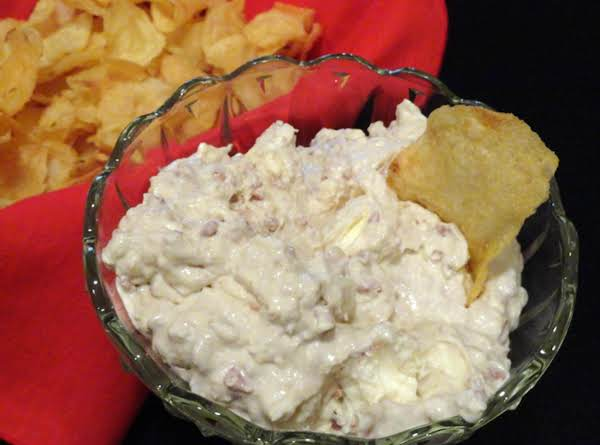 Bacon-horseradish Chip Dip Recipe