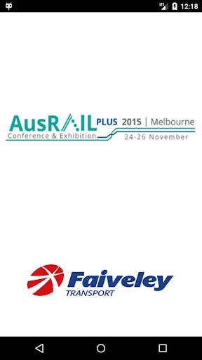 AusRAIL PLUS 2015