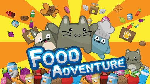 無料街机Appのフードアドベンチャー(猫フード英雄の誕生)|記事Game