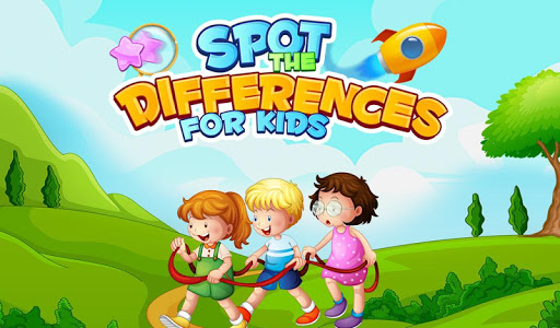 Spot The Differences For Kids v1.0.0