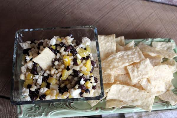 Corn And Bean Sweet Chunky Salsa Recipe