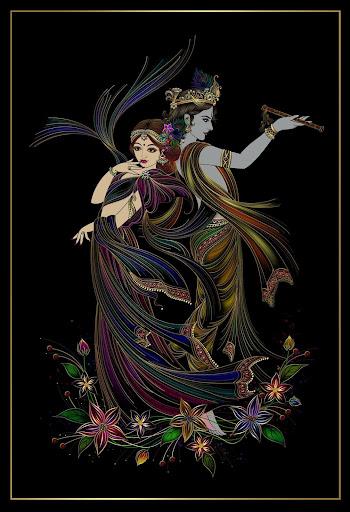 Get Krishna Wallpapers 4K