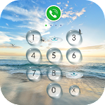 AppLock Theme - Beach Icon