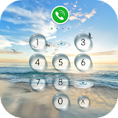 AppLock Theme - Beach