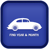 Find Year and Month of Vehicle