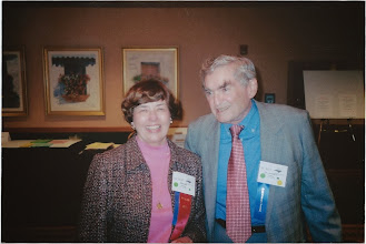 Photo: Dianne McDowell and Jim Gallagher