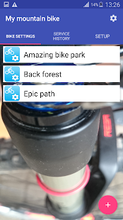 My Mountain Bike- screenshot thumbnail