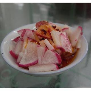 Szechuan Pickle.