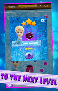 Bubble ice queen – Elsa Princess In The Ice World - náhled