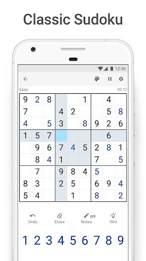 Sudoku.com - Free Sudoku Puzzles screenshots 1