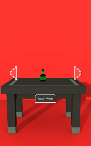 Pixel Bottle Flipper for PC