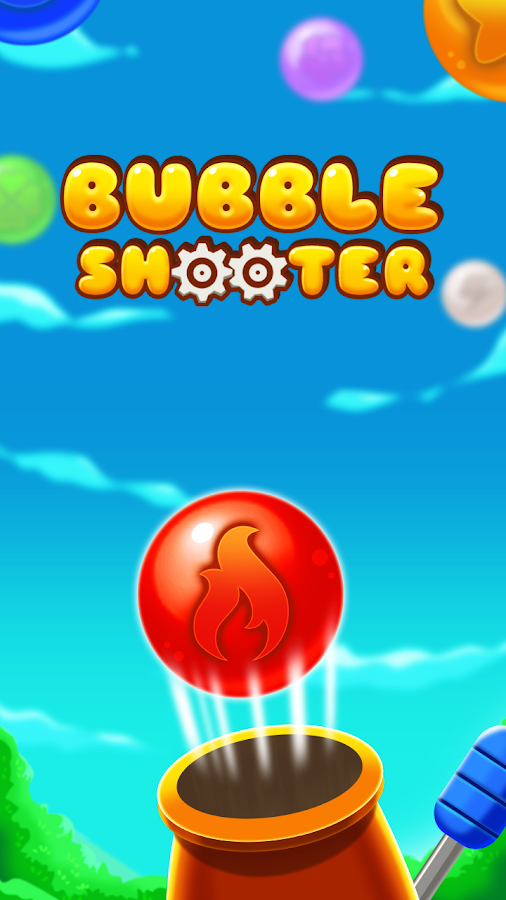 playit bubble shooter