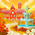 Royal Garden Tales - Match 3 Puzzle Decoration icon
