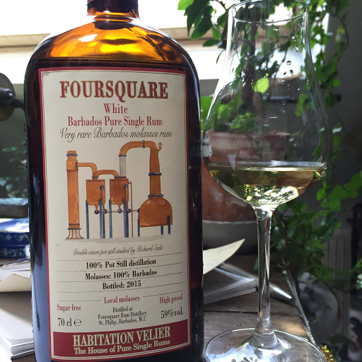 Foursquare 2015 white habitation velier Richard seal
