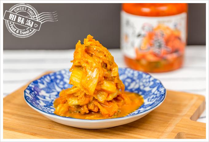 大頭韓式泡菜黃帝養生泡菜2