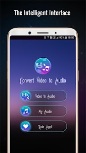 Convert Video to Mp3 - Video To MP3 converter - náhled