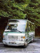 """Photo: Etara, """"onze"""" bus   """"Our"""" bus.  www.loki-travels.eu"""